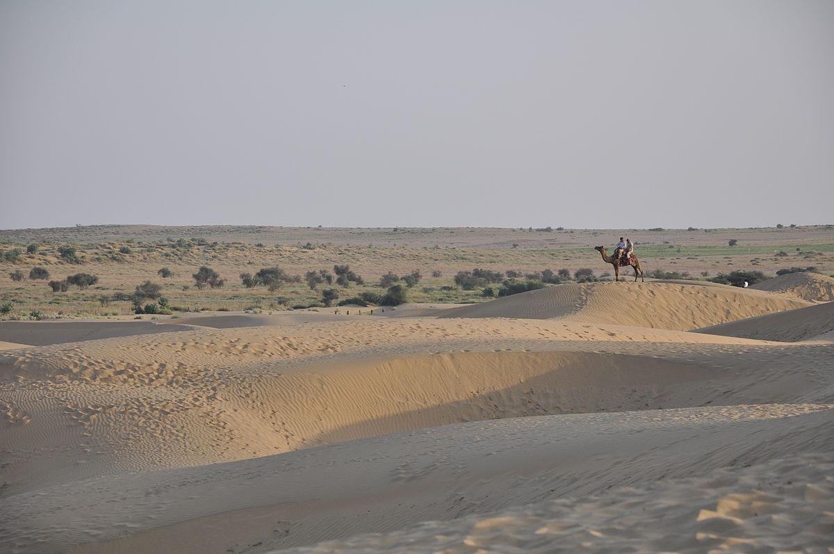 Thar Desert – Travel guide at Wikivoyage