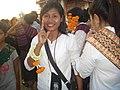 Thatluang Festival ທາດຫລວງ タート・ルアン CIMG2597Ohsa Khayphet.jpg