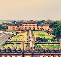The Bada Imambara.( View from the labyrinth).jpg