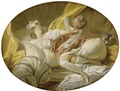 The Beautiful Servant (Jean-Honoré Fragonard) - Nationalmuseum - 22465.tif