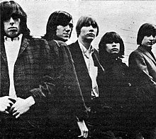 The band in 1967.