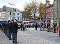 The British Korean Veterans Association Parade on Y Maes - geograph.org.uk - 1554228.jpg