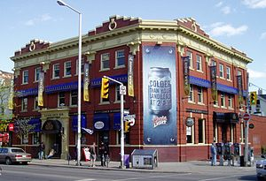 Bloor Street - The Brunswick House