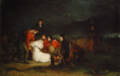 The Burial of Sir John Moore after Corunna by Geo Jones.png