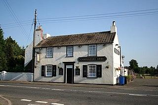 Fenton, West Lindsey village in the United Kingdom