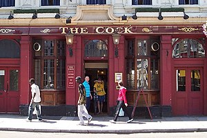 The Cock, Fulham - The Cock, 2006