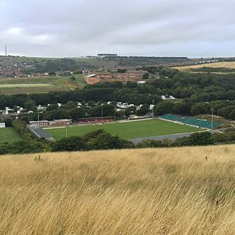 Whitehawk F.C. - The TerraPura Ground, Whitehawk