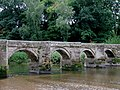The Essex Bridge (part) at Shugborough, Staffordshire - geograph.org.uk - 1193522.jpg