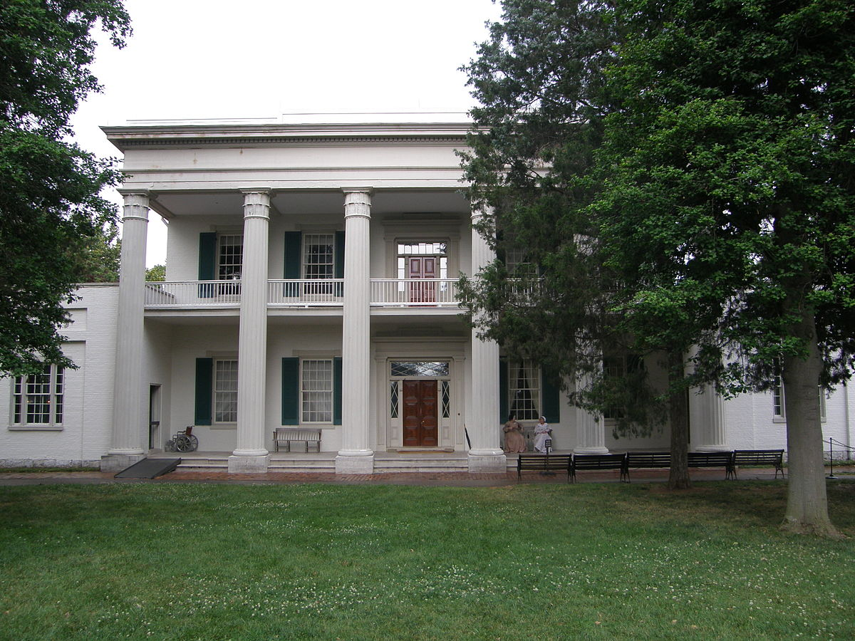 The hermitage nashville tennessee wikipedia for Pictures of the home