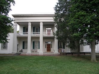 The Hermitage (Nashville, Tennessee) - The Hermitage