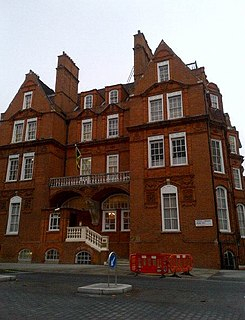 High Commission of Jamaica, London