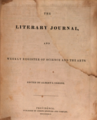 The Literary journal, and Weekly register of science and the arts (Providence, R.I., 1834).png