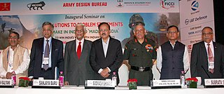 File:The Minister of State for Defence, Dr  Subhash Ramrao