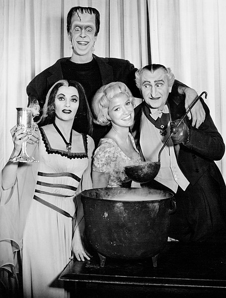 File:The Munsters 1964.JPG
