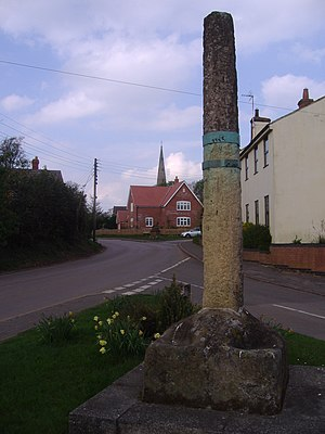Naseby - The Old Market Cross