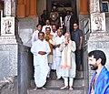 The Prime Minister, Shri Narendra Modi at Shri Manjunatha Swamy Temple, at Dharmasthala, in Karnataka.jpg