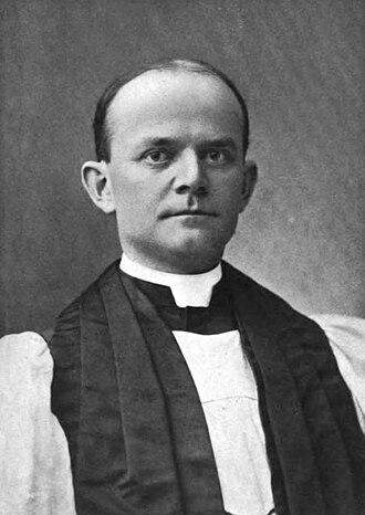 Logan H. Roots (bishop) - The Rt. Rev. Logan H. Roots