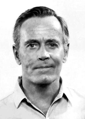 Schauspieler Henry Fonda