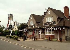 Little Easton - Image: The Stagg, Little Easton