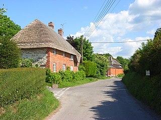 Stanton St Bernard human settlement in United Kingdom