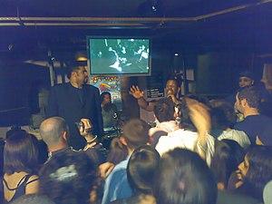 The Sugarhill Gang - The Sugarhill Gang performing in 2007