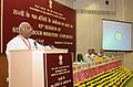 The Union Minister for Labour and Employment, Shri Mallikarjun Kharge addressing the 43th Session of State Labour Minister's Conference, in New Delhi on September 27, 2012.jpg