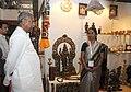 The Union Minister for Textiles, Dr. Kavuru Sambasiva Rao visits after inaugurating the Indian Handicrafts & Gifts Fair (Autumn) 2013, at Greater Noida, Uttar Pradesh on October 15, 2013 (1).jpg
