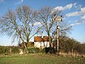 The Waveney Valley Line - a former crossing keeper's cottage - geograph.org.uk - 1595959.jpg