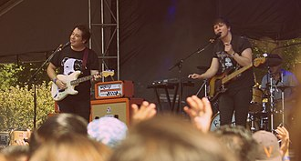 The Wombats - The Wombats at Lollapalooza 2015