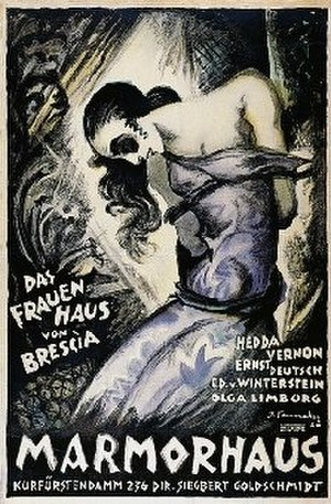 The Women House of Brescia - Theatrical release poster