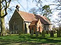 The church of St Andrew, Thelveton - geograph.org.uk - 1764785.jpg