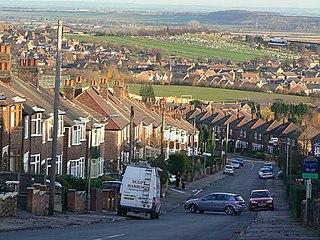 Carlton, Nottinghamshire Town in Nottinghamshire, England, United Kingdom