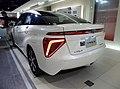 The rearview of Toyota MIRAI (ZBA-JPD10).jpg