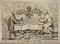 The republican solidarity of Joseph Priestley and Thomas Pai Wellcome V0010914.jpg