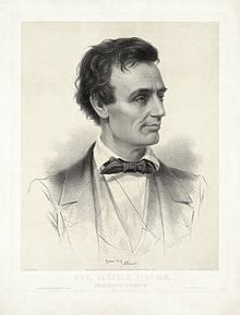 Thomas Hicks - Leopold Grozelier - Presidential Candidate Abraham Lincoln 1860.jpg