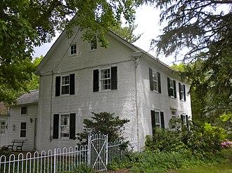 Thomas Leaming House - Thomas Leaming House in 2010.