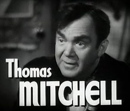 Trailer for High Barbaree (1947) Thomas Mitchell in High Barbaree trailer.jpg