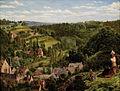 Thomas Seddon - Léhon visto desde Mont Parnasse, Britania.jpg