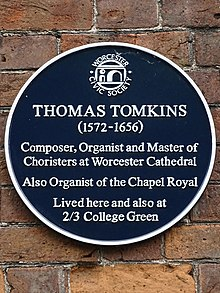 Thomas Tomkins (1572-1656) Composer, Organist and Master of Choristers at Worcester Cathedral.jpg