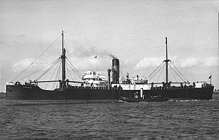 SS <i>Thurso</i> cargo ship built in 1919