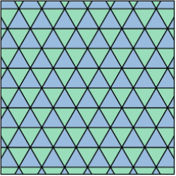 Tiling Regular 3-6 Triangular.svg