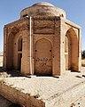 Timurid mausoleum of Shirvan (Ziarat).jpg