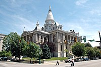 Tippecanoe courthouse 7-2004