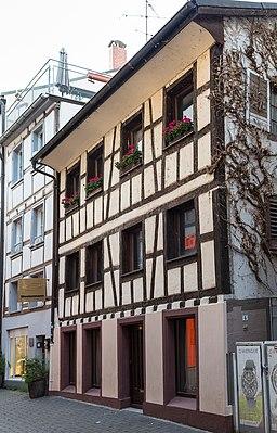 Tirolergasse in Konstanz