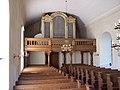 Tirups kyrka organ facade.jpg