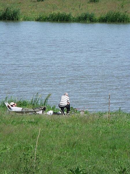 File:Tiszakécske.Horgásztó - panoramio.jpg