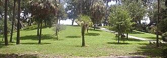 Safety Harbor, Florida - Image: Tocobago mound pmr 03a