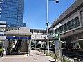 Tokyo Big Sight Station, at Ariake, Koto, Tokyo (2019-08-13) 02.jpg