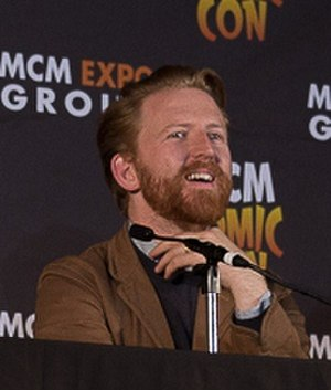 Tom Goodman-Hill - Goodman-Hill at the 2015 MCM London Comic Con