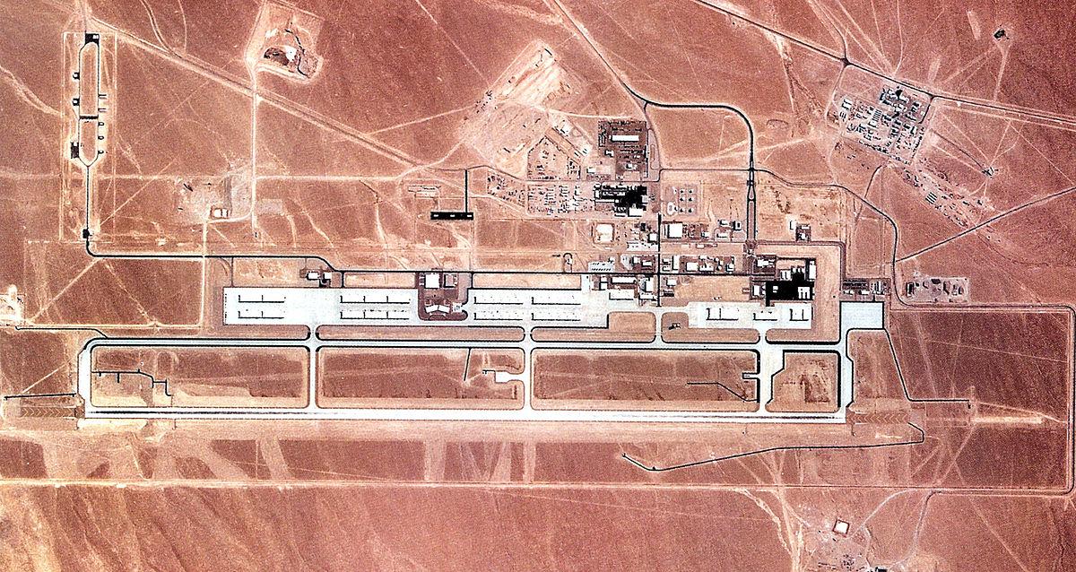 Tonopah Test Range Airport - Wikipedia